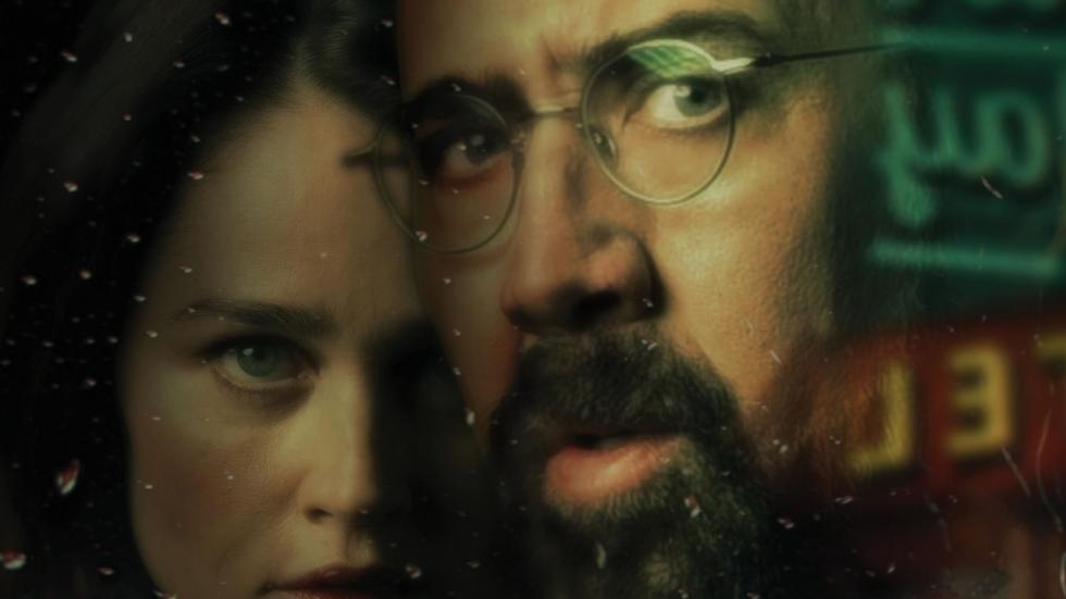 Trailer 'Looking Glass': Moteleigenaar Nicolas Cage geteisterd door moord