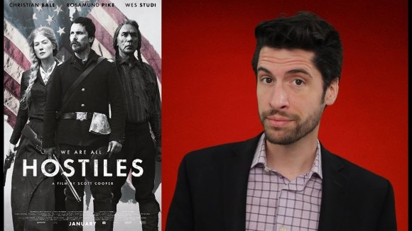 Jeremy Jahns - Hostiles - movie review