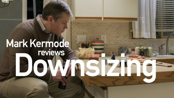 Kremode and Mayo - Downsizing reviewed by mark kermode