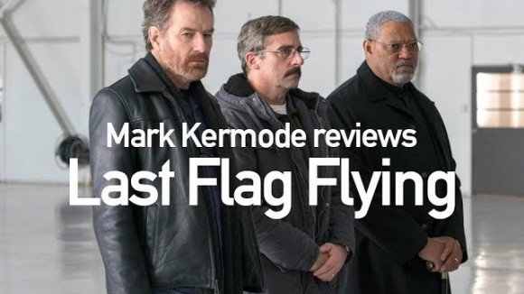 Kremode and Mayo - Last flag flying reviewed by mark kermode