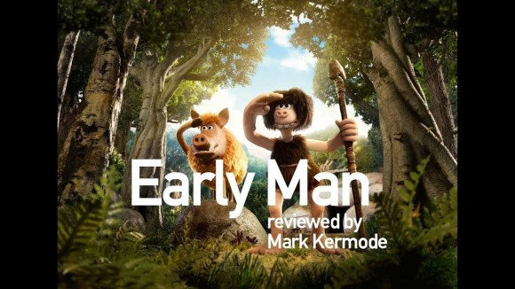 Kremode and Mayo - Early man reviewed by mark kermode
