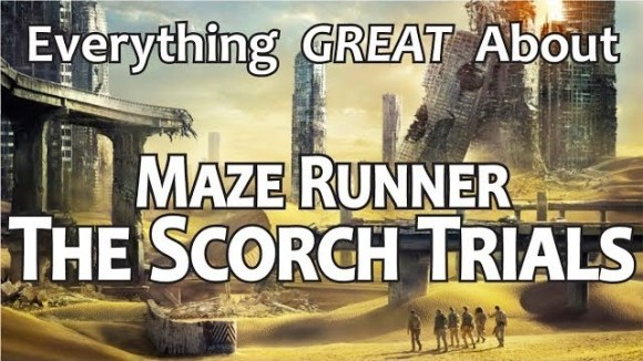CinemaWins - Everything great about maze runner: the scorch trials!
