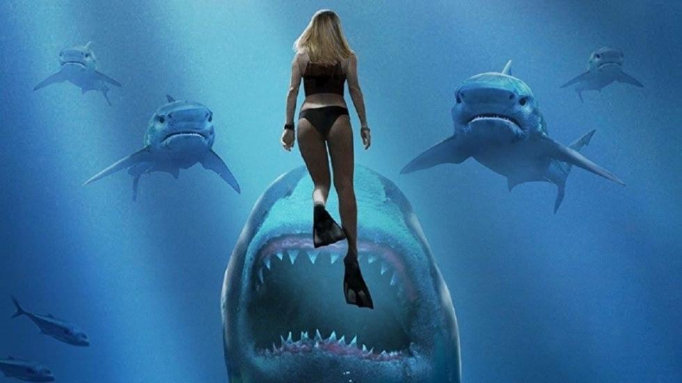 Trailer tweede 'Deep Blue Sea' - uiteraard zonder Samuel L. Jackson