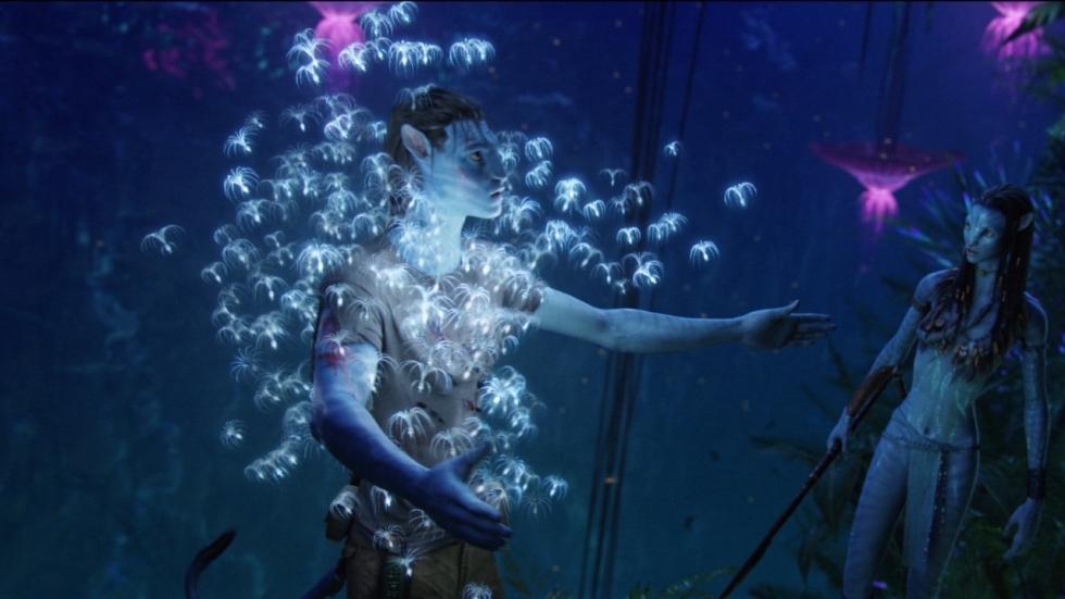 'Avatar 2' gaat in het kwadraat en zoekt uitdaging onder water