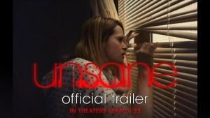 Unsane (2018) video/trailer