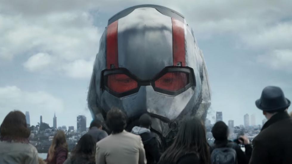 Eerste trailer 'Ant-Man and the Wasp' met nieuwe slechterik Ghost!