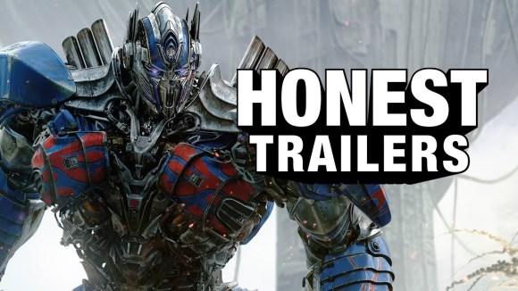 ScreenJunkies - Honest trailers - transformers: the last knight