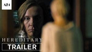 Hereditary (2018) video/trailer