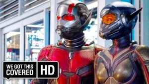 Ant-Man and the Wasp (2018) video/trailer