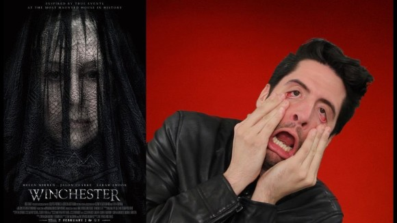 Jeremy Jahns - Winchester - movie review