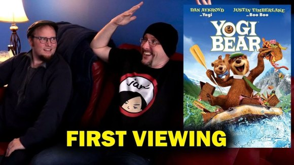 Channel Awesome - Yogi bear - 1st viewing
