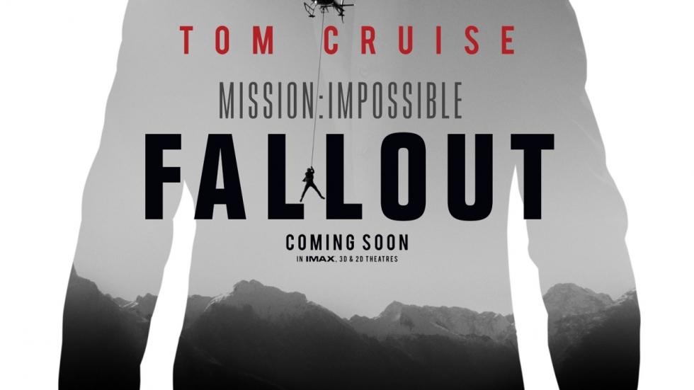 Eerste beelden en poster 'Mission: Impossible - Fallout'!