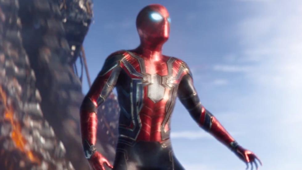 Spider-Man in de ruimte in 'Avengers: Infinity War' tv-trailer!