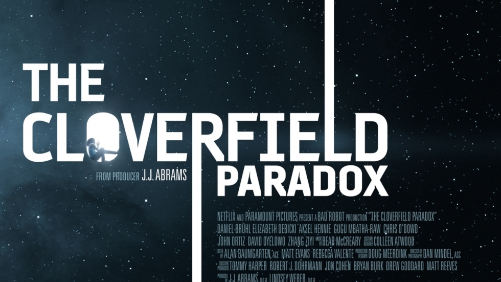 Verrassing: Netflix zet 'The Cloverfield Paradox' nu al online