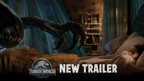 Jurassic World: Fallen Kingdom - official trailer 2