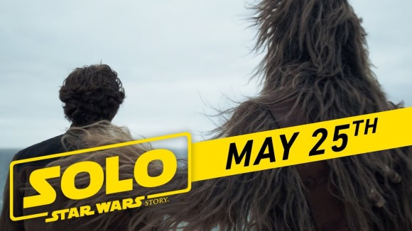 Solo: A Star Wars Story - tv-spot: the big game