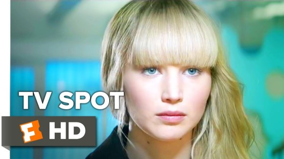 Red Sparrow - tv-spot: you will be trained