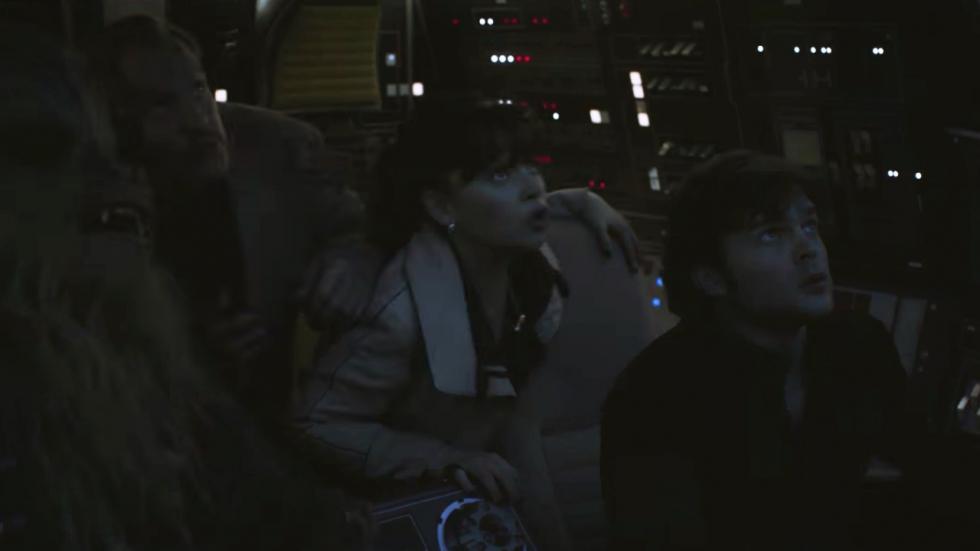 Eindelijk: volledige eerste trailer 'Solo: A Star Wars Story'!
