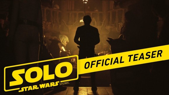 Solo: A Star Wars Story - official teaser