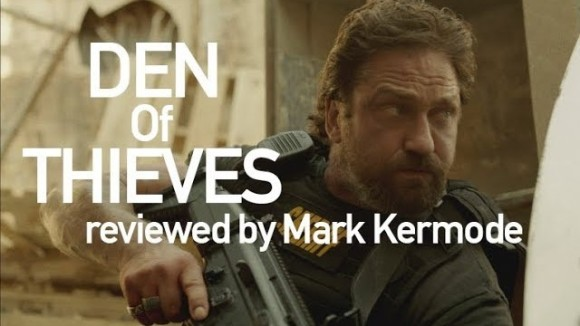 Kremode and Mayo - Den of thieves reviewed by mark kermode