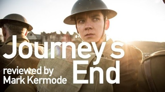 Kremode and Mayo - Journey's end reviewed by mark kermode