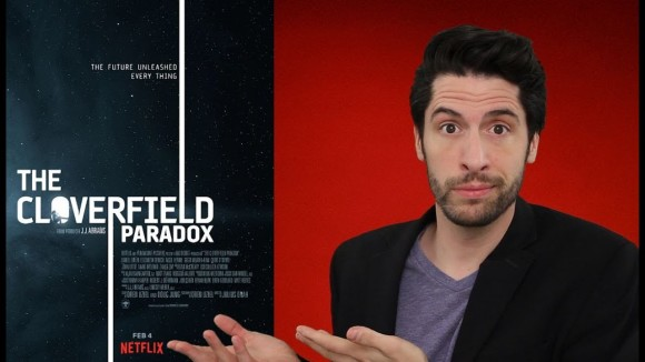 Jeremy Jahns - The cloverfield paradox - movie review