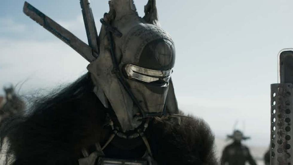 De helden en slechterik uit 'Solo: A Star Wars Story'
