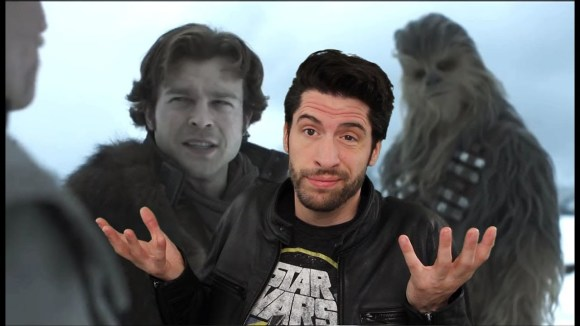 Jeremy Jahns - Solo: a star wars story - trailer review