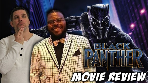 Schmoes Knows - Black panther movie review
