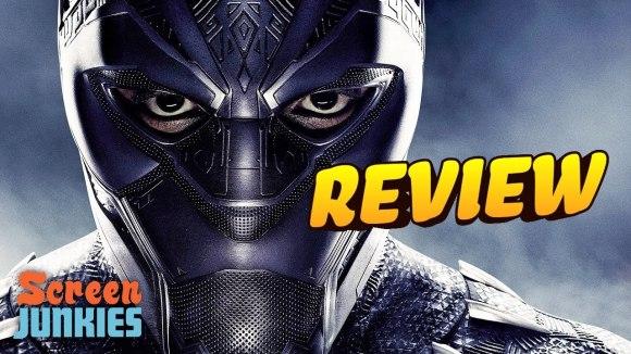 ScreenJunkies - Black panther - review! (non-spoiler)