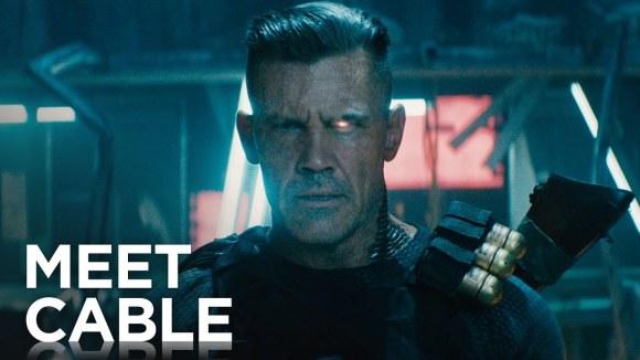 Deadpool, Meet Cable - trailer