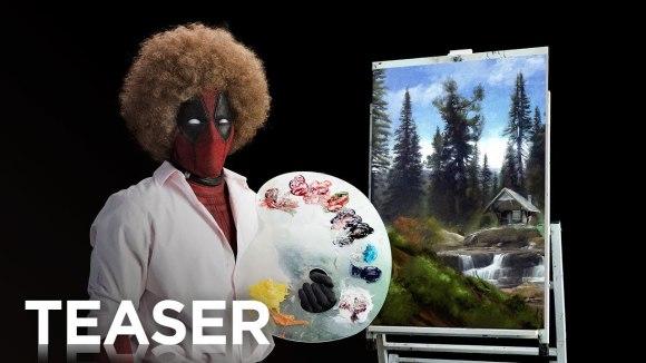Deadpool - Wet on Wet teaser