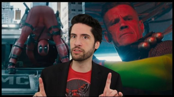 Jeremy Jahns - Deadpool 2 (meet cable) trailer review