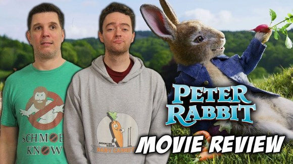 Schmoes Knows - Peter rabbit movie review
