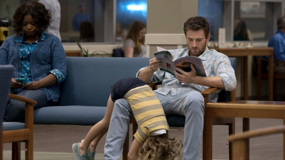 Blu-ray review 'Gifted' - met Chris Evans als echte held