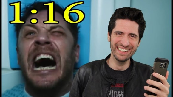 Jeremy Jahns - Venom teaser trailer - funniest 1:16 comments