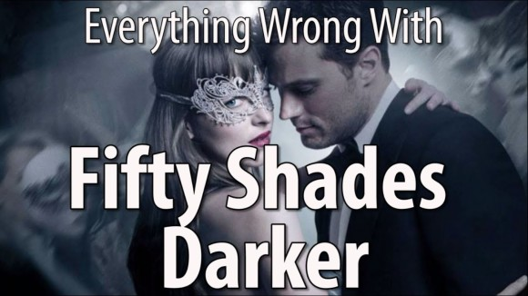CinemaSins - Everything wrong with fifty shades darker