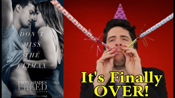 Jeremy Jahns - Fifty shades freed - movie review