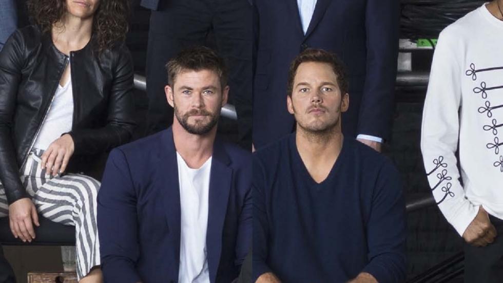Thor (vrijwel) klaar met Marvel; Star-Lord zeker niet