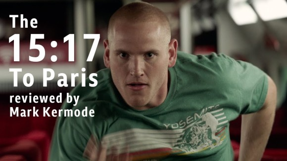 Kremode and Mayo - The 15:17 to paris reviewed by mark kermode