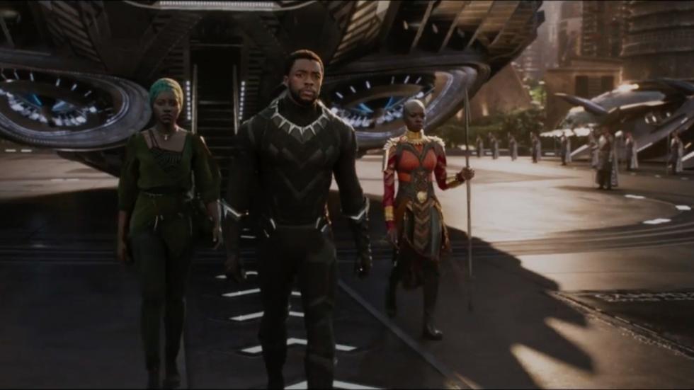 Superheldenfilms met zwarte helden