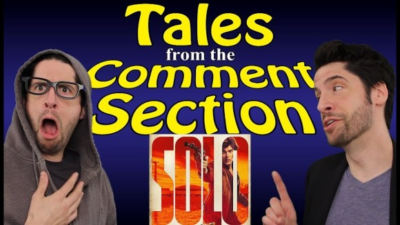 Jeremy Jahns - Tales from the comment section - solo teaser trailer review