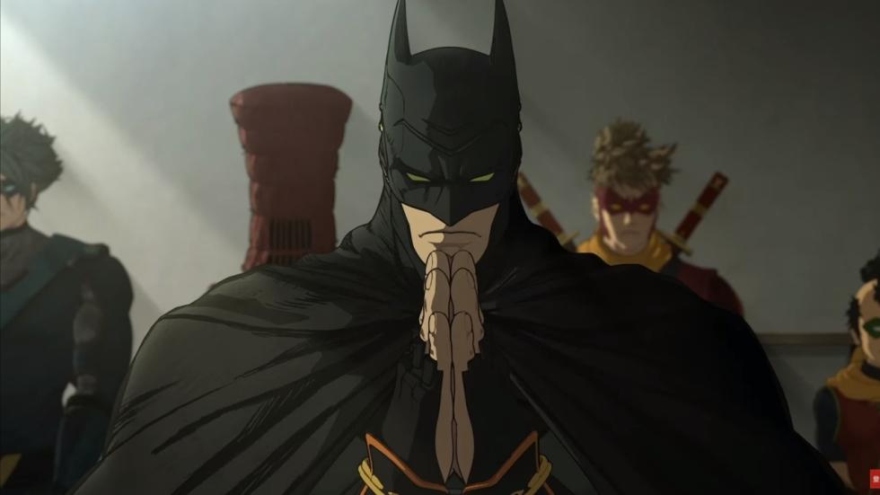 'Batman Ninja' trailer: nu ook in het Engels!