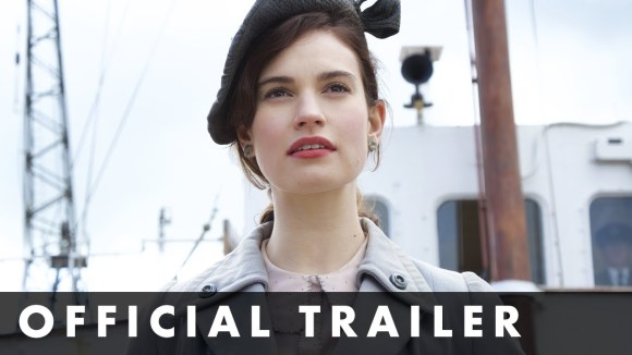 The Guernsey Literary and Potato Peel Pie Society - Official Trailer