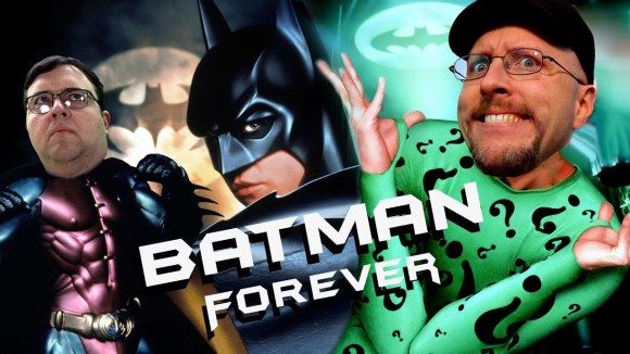 Channel Awesome - Batman forever - nostalgia critic
