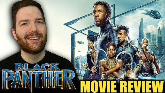 Chris Stuckmann - Black panther - movie review