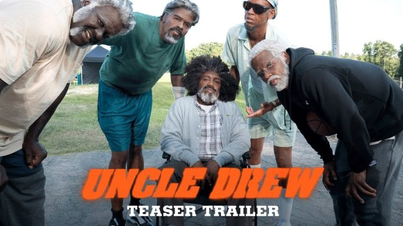 Uncle Drew - teaser trailer