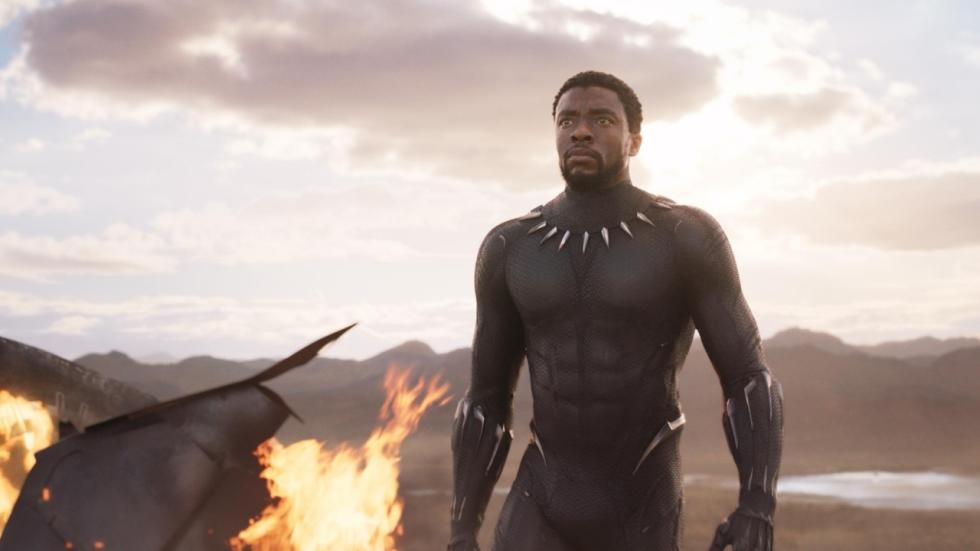 Kaskraker 'Black Panther' al aanwezig in 'Iron Man 2'