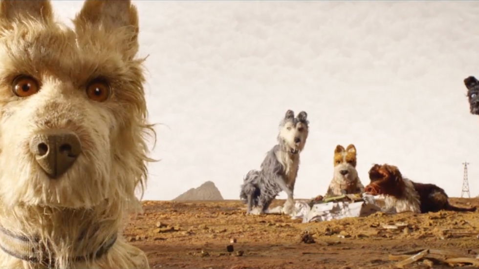 Zeer lovende eerste recensies 'Isle of Dogs'