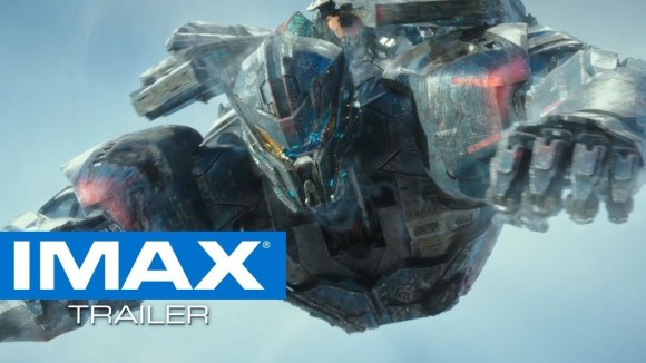 Pacific Rim: Uprising - IMAX-trailer